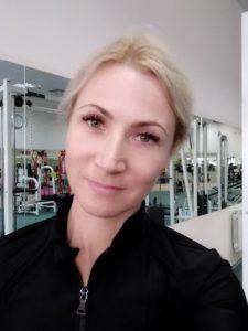 Инструктор-кинезиотерапевт Мария Матуль